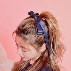 icecream12 - Ribbon Hair Barrette