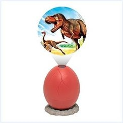 DREAMS - Projector EGG (Red / Tyrannosaurus)