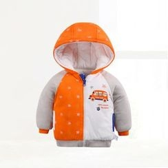 ciciibear - Kids Panel Padded Jacket