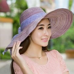 Doonie - 混色太阳帽