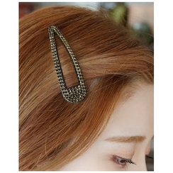 Miss21 Korea - Rhinestone Hair Barrette