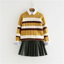 Storyland - Stripe Sweater