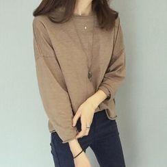 Tiny Times - Plain Long-Sleeve T-Shirt