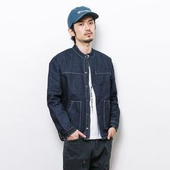 Dubel - Buttoned Denim Jacket