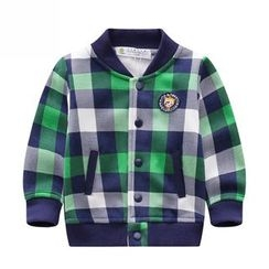 Endymion - 儿童格纹外套