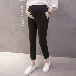 Dadada - Maternity Cropped Pants