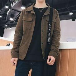Rory Jerry - Corduroy Button Down Jacket