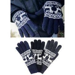 JOGUNSHOP - Touchscreen Brushed-Fleece Lined Gloves
