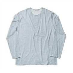 THE COVER - Long-Sleeve Henley