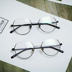 MOL Girl - Cut Out Frame Glasses