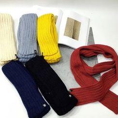 SOCOOL - Knit Scarf