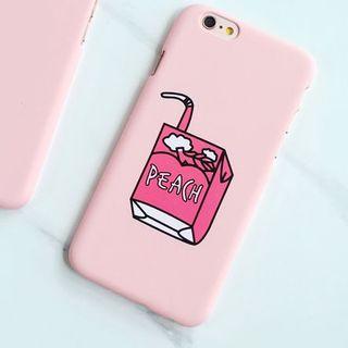 Printed Mobile Case - iPhone 7 / 7Plus / 6s / 6s Plus / 5s