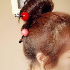 Kiyoha - Beaded Hair Stick