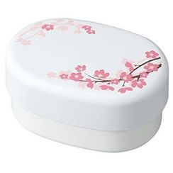 Hakoya - Hakoya SAKURA Compact Lunch Box (White)