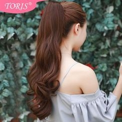 Toris - Clip-On Ponytail - Wavy