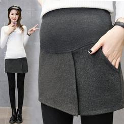 Apsara - 孕婦針織裙褲