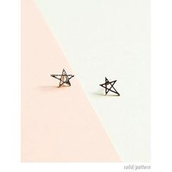 PINKROCKET - Star Earrings