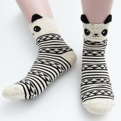 BAIMOMO - Patterned Socks