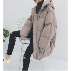Bestrooy - Hooded Padded Coat