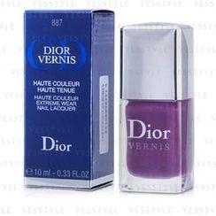 Christian Dior - Dior Vernis Haute Couleur Extreme Wear Nail Lacquer - # 887 Purple Mix