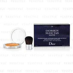 Christian Dior - Diorskin Nude Tan Nude Extra Matte Sun Powder (With Kabuki Brush) - # 003 Matte Cinnamon