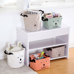 Home Simply - Printed Storage Basket