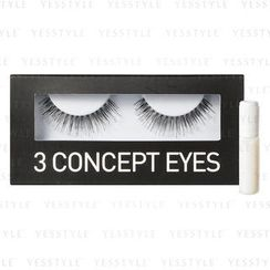 3 CONCEPT EYES - Eye Lash (#12)