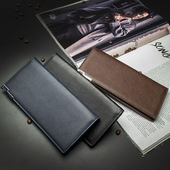 ETONWEAG - Faux Leather Long Wallet