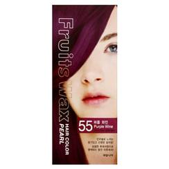 Kwailnara - Fruits Wax Hair Color Pearl