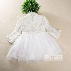 Showtime - Kids Lace Tulle Dress