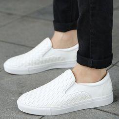 Muyu - 编织轻便鞋