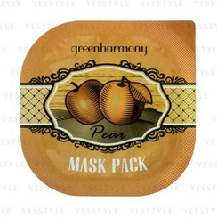 LadyKin - Green Harmony Pear Mask Pack