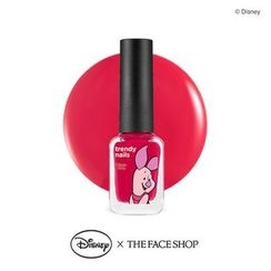 The Face Shop - Trendy Nails (#DSN02 Lovely Pignet) (Disney Collaboration)