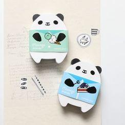 Full House - morning glory - Panda Eraser