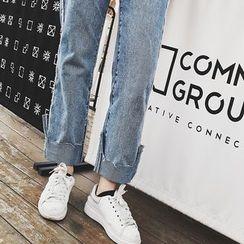 Nicki Studio - Straight-Leg Jeans