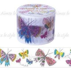 Aimez le style - Aimez le style Masking Tape Primaute Wide Butterfly