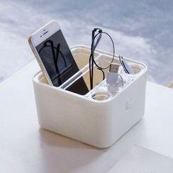 Cutie Bazaar - Plain Desktop Organizer