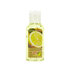 Nature Republic - Hand And Nature Sanitizer Gel (Ethanol) - Lemon 30ml