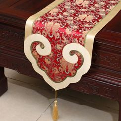 Sun East - 吊蘇傳統中國圖案桌墊