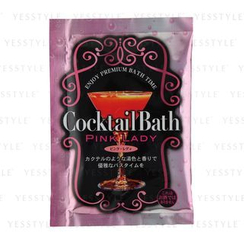 Kokubo - Cocktail Bath (Pink Lady)