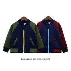 URAVI - Raglan-Sleeve Jacket