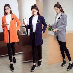 Sienne - Woolen Long Coat