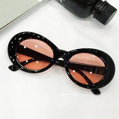 Pompabee - Round Sunglasses