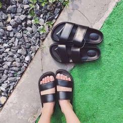Dasim - Double Strap Slippers