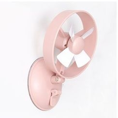 Cute Essentials - Wall Suction USB Fan