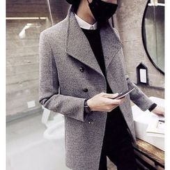 Fisen - Lapel Coat