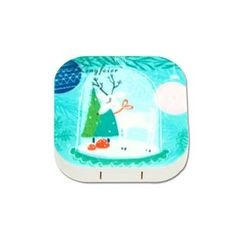 Lens Kingdom - X'mas Deer Contact Lens Case