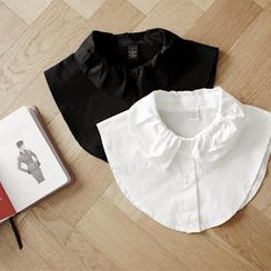 partysu - Shirred Decorative Collar