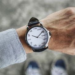 Honey Bee - 數字帶式手錶