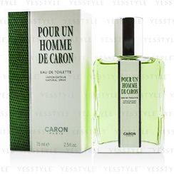 Caron - Pour Un Homme De Caron Eau De Toilette Spray